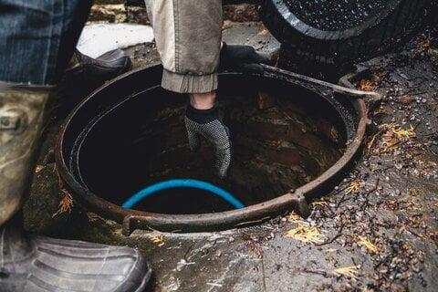 تعمیرات چاه قیطریه