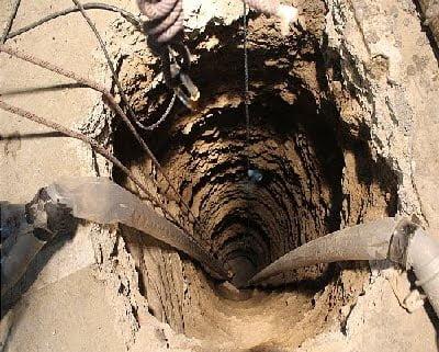 حفر چاه فاضلاب ارزان قیمت