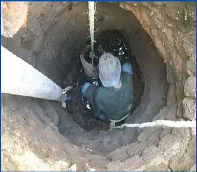 تعمیرات چاه تهران